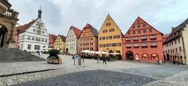 Rothenburg, Marktplatz
