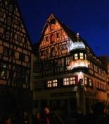 Rothenburg im Dunklen