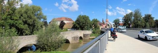 Aischbrücke in Höchstadt