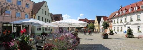 Höchstadt, Marktplatz
