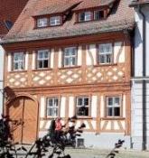 Höchstadt, Haus am Marktplatz