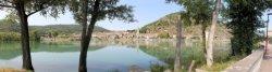 Rhône bei Andance