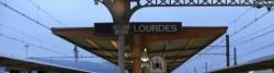 Bahnhof Lourdes