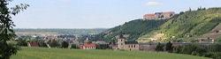 Unstrut-Tal bei Freyburg