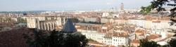 Lyon von der Jugendherberge