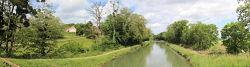 Canal latéral a la Loire bei Imphy
