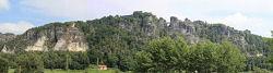 Bastei bei Rathen