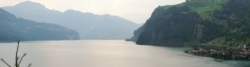 Vierwaldstättensee mit Sisikon