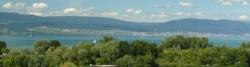Lac de Neuchâtel bei Estavayer-le-Lac