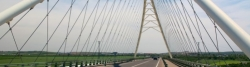 Brücke der A-453 nach Palma del Rio
