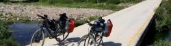 Flussüberquerung bei Granollers