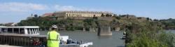Festung Petrovaradin in Novi Sad