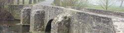Straßenbrücke in Brakel-Riesel