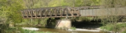 Glan-Eisenbahn-Brücke in Bärenbach-Niederreidenbacherhof