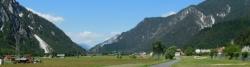 Pontebbana-Bahnradweg vor Ugovizza