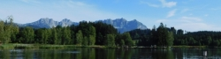 Wilder Kaiser, Schwarzsee bei Kitzbühel