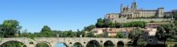 Béziers, ehem. Kathedrale Saint-Nazaire und Bischofspalast
