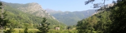 Bergtal bei Nava