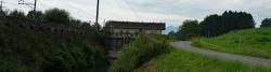 Binnenkanal, Kraftwerk Lienz