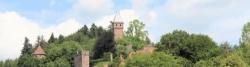 Burg in Hirschhorn