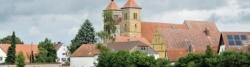 Auhausen, ehem. Klosterkirche